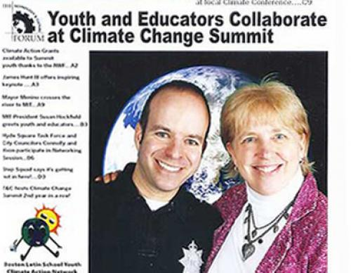 bls youth latin climate boston network action